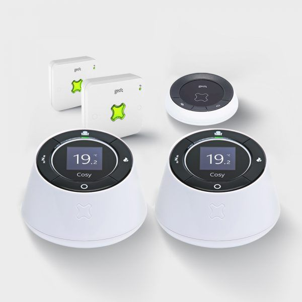 Cosy Smart Thermostat Twin Zone