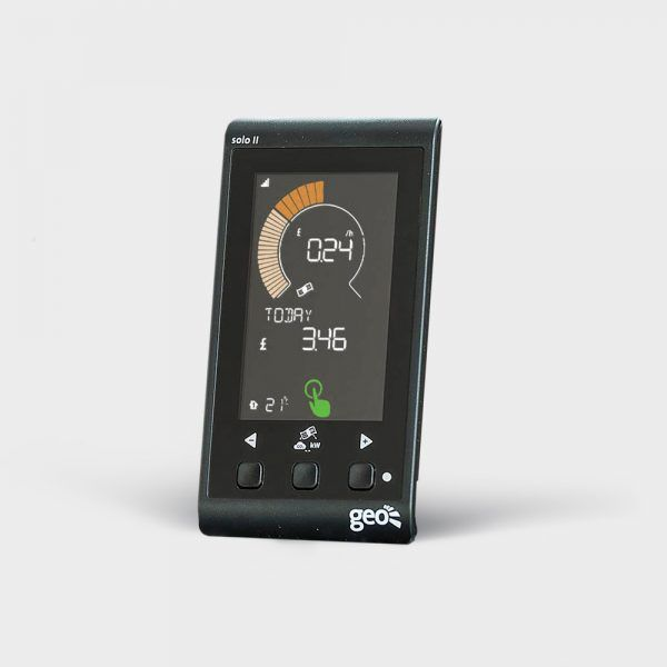 solo II energy monitor
