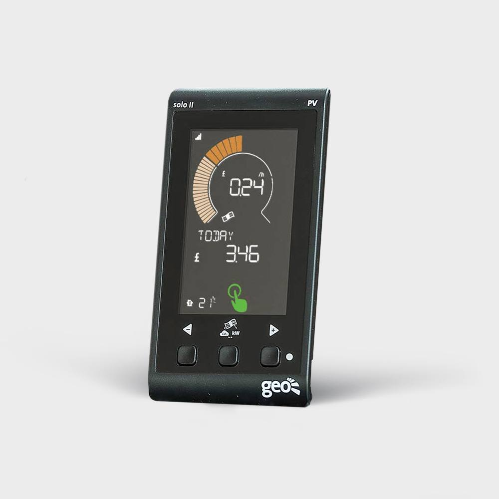 Solar Monitoring Devices And Monitoring Solutions Geo