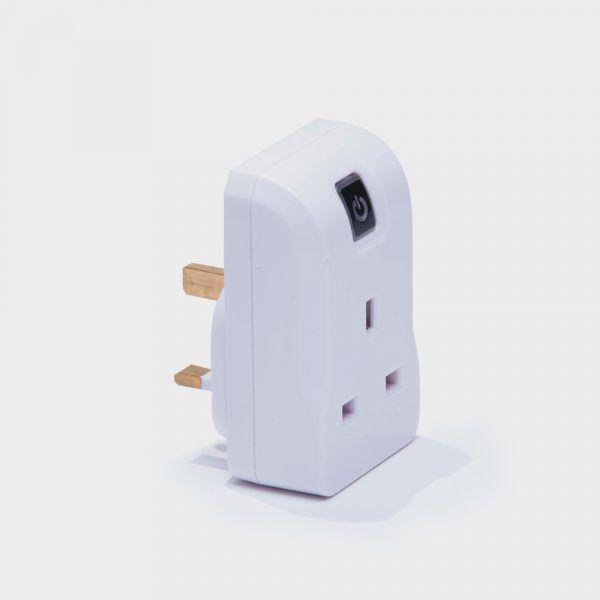 Passive smart plug